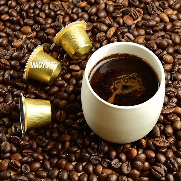 Kopi Kaspul Nespresso, Arabica Flores Bajawa